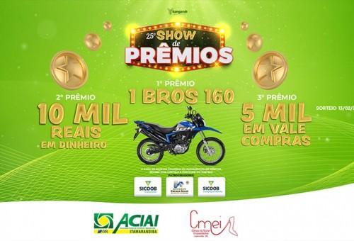 Show de Prêmios ACIAI/CDL